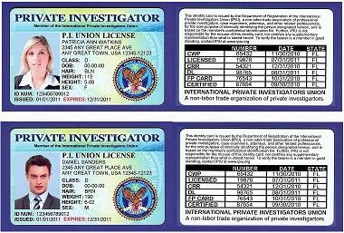 Economy Preferred Membership Private Investigators Union